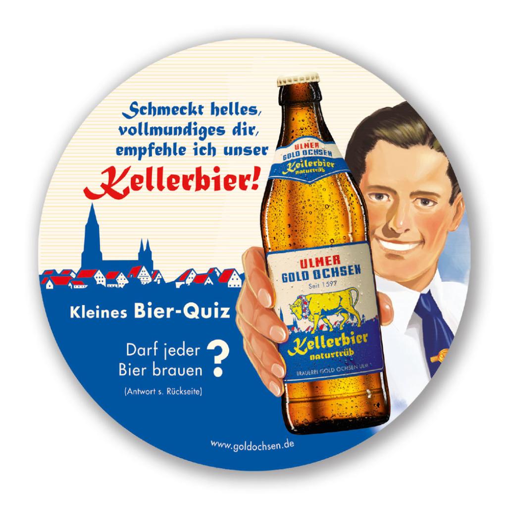 Bierfilz Druck
